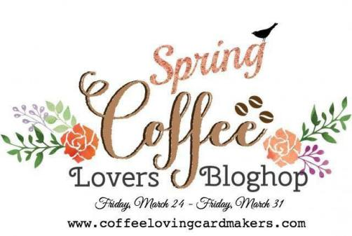 coffee lovers blog hop logo_spring