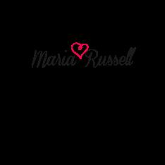 Maria Russell Signature Logo
