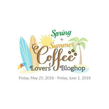 SpringSummer Coffee Lovers Blog Hop