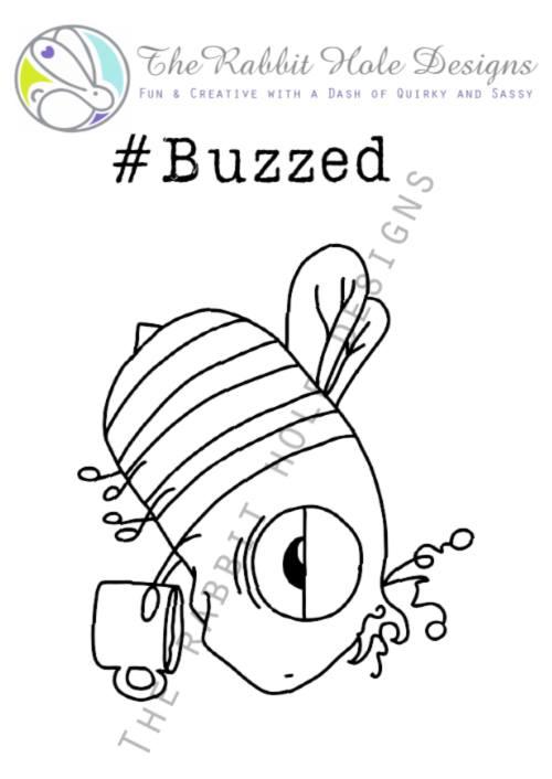 Caffeinated Bee