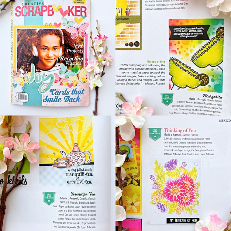 Creative Scrapbooker Mag. - Summer 2021